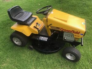 Greenfield Fastcut 32 Ride on Mower