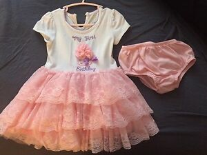 My 1st Birthday Outfit