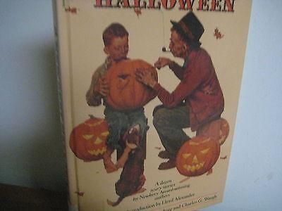 A Newbery Halloween/ hardback/ compiled 12 stories/ Greenberg/waugh/1998](Fiction Halloween Stories)