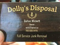Dolly's Disposal