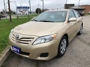 2011 Toyota Camry LE, CLEAN CAR PROOF POWER WINDOWS AND LOCKS