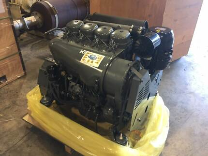 F4L912 Air Cooled Diesel Engine Murarrie Brisbane South East Preview