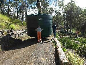 30,000 lt Poly Water Tank Wamuran Caboolture Area Preview