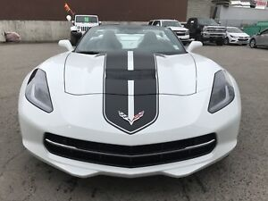 2016 CHEVROLET CORVETTE CONVERTIBLE 3LT Z51