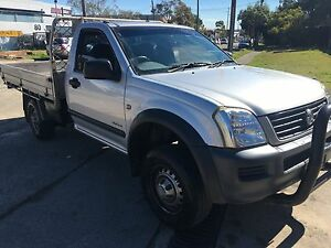 2005 Holden rodeo 3.5 V6 . 3 months rego Lidcombe Auburn Area Preview