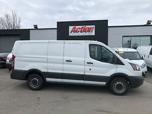 2018 Ford Transit Low roof 130wb, fin or lease from 5.99%oac