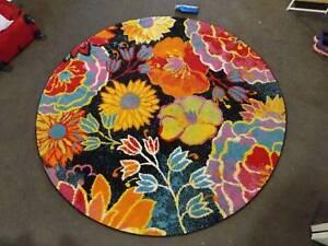 Circular Floor Rug Florence Collection