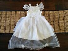 Size 4 Fairy Dress White  $7 Perfect Condition From a smoke free Kings Langley Blacktown Area Preview