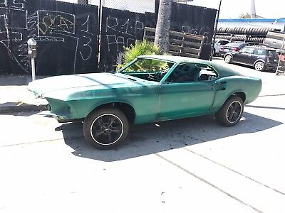 1969 Ford Mustang Fastback: 1969 Mustang Fastback Project