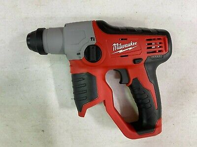 Milwaukee 2416-20 M12 Fuel 12-volt 58 Sds Plus Rotary Hammer Bare Tool - New