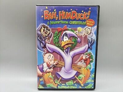 Bah, Humduck! A Looney Tunes Christmas, DVD ()