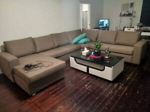 Jeremy 5 pieces CNR lounge suite with chaise