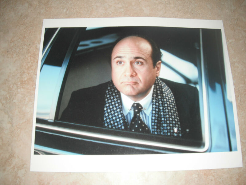 Danny DeVito Color 8x10 Promo Photo Picture