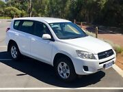 Toyota RAV4 Auto AWD 2012 Parkwood Canning Area Preview