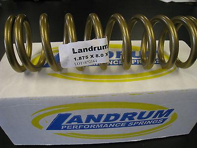 "Legends Race Car, Thunder Roadster, X200 Landrum Spring 8"" x 1.875 x 200 lbs"