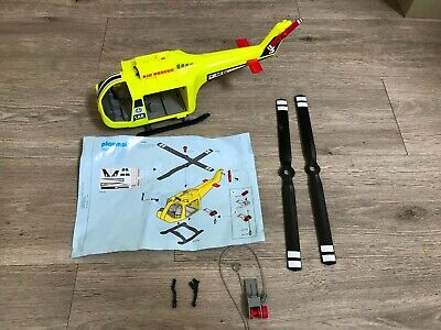 Playmobil Air Rescue Helicopter (3845)