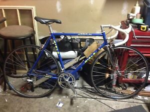Miele Alba LX Road Issue Bike In Mint Condition Original Parts