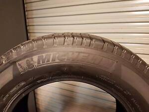 Michelin Latitude Tour HP Tyres 265/60R18 ONLY 40KMS on them Downer North Canberra Preview