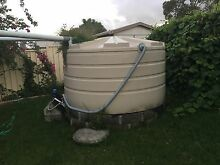 4 Water tanks Kearns Campbelltown Area Preview