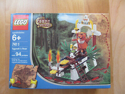 LEGO 7411 Orient Expedition Tygurah's Roar