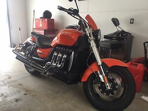 2006 Triumph Rocket 3 Roadster