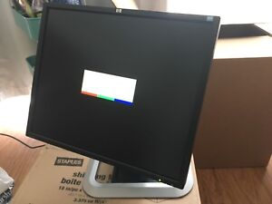 20inch HP computer monitor