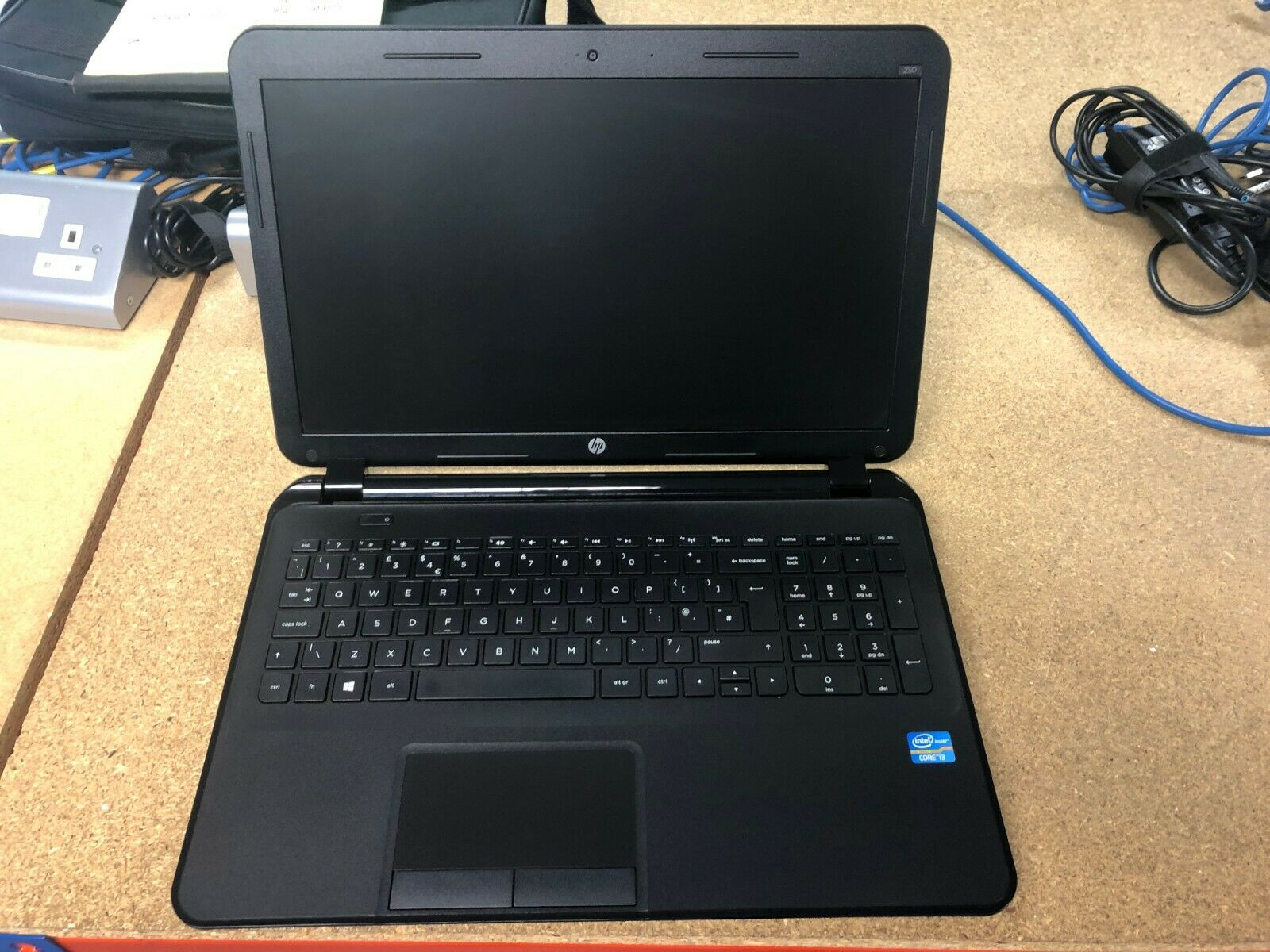 Laptop Windows - HP 250 Laptop i3 2.4Ghz 4GB RAM Windows 10