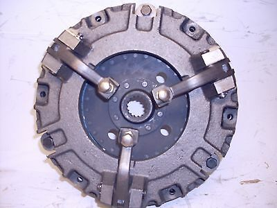 Ford 1920 Compact Tractor Clutch Dual Stage