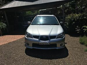 2006 Subaru Impreza Wagon Springwood Blue Mountains Preview