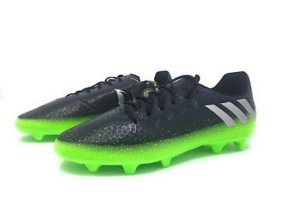 Youth Size 5.5 Green adidas Soccer F5 TF Junior Soccer Shoe
