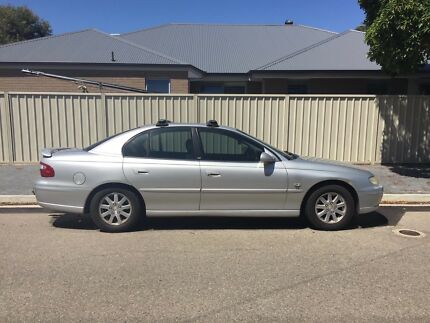Holden Commodore VX Berlina 2002 Dual Fuel V6 North Brighton Holdfast Bay Preview