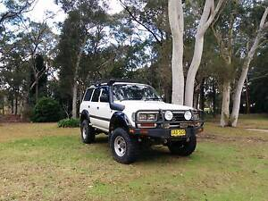 1995 Toyota LandCruiser Wagon Glenorie The Hills District Preview