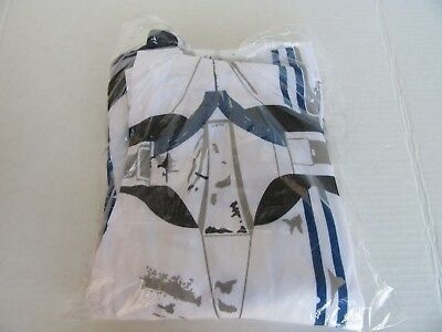 Child Storm Trooper Boys Costume Size M  Rubies