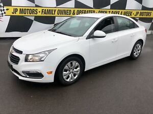 2015 Chevrolet Cruze 1LT, Automatic, Back Up Camera,