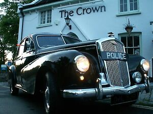 Police Car Prom Hire