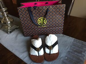 Brand new Authentic Tory Burch sandals