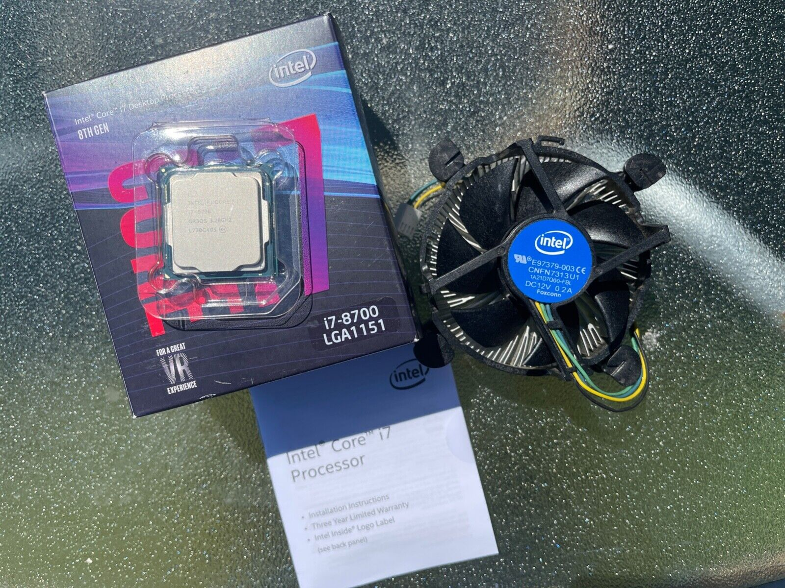 Computer Games - Intel Core i7-8700 HexaCore Processor | 3.20Ghz Computer CPU (Packed & Boxed)