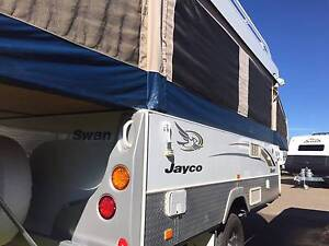 2009 Jayco Swan Outback Uralla Uralla Area Preview