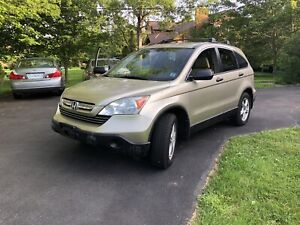 2008 Honda CRV NewMVI  for two years at The dealer