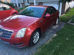 Cadillac CTS 2008  négociable
