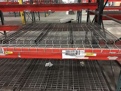 Wire Decking 72 Wide X 60 Deep Clean  Hd For 6 - 12 Beams 4 Support