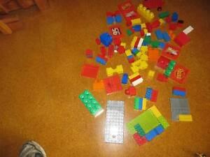 Lego 47duplo Box Of Assorted 15