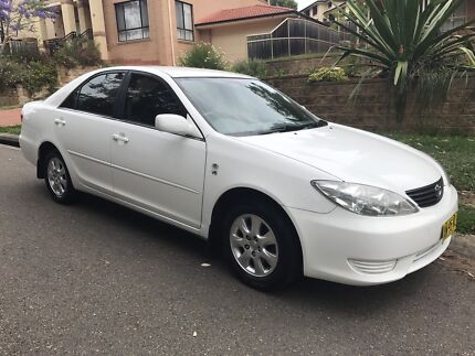 Toyota Camry Altize Limited V6 2005 Sedan Auto Low Klms