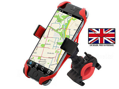 Bicycle Bike Mount Handlebar Phone Holder Cradle For Apple iPhone 11 Pro Max