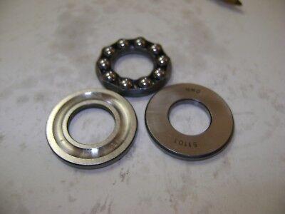 51101 Axial Thrust Ball Bearing 12mm X 26mm X 9mm 12x26x9 Frd38
