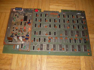ROBOT BOWL *** Arcade PCB  Platine Spielplatine Board *** Original Exidy 04V-M