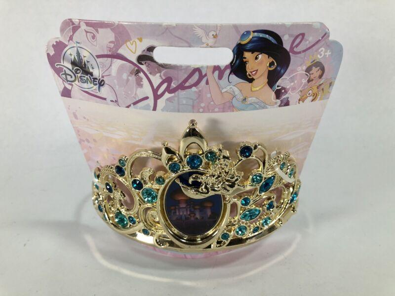 Disney Parks Store Princess JASMINE Aladdin Crown Tiara Head Piece NWT