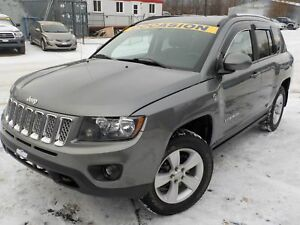 Jeep Compass 4 RM, 4 portes, North