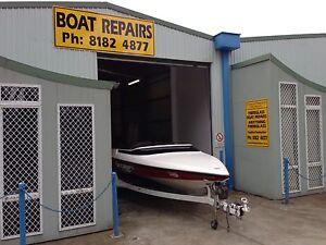 Fibreglass boat repairs Parafield Gardens Salisbury Area Preview