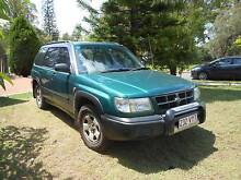 1998 Subaru Forester Wagon Rochedale South Brisbane South East Preview